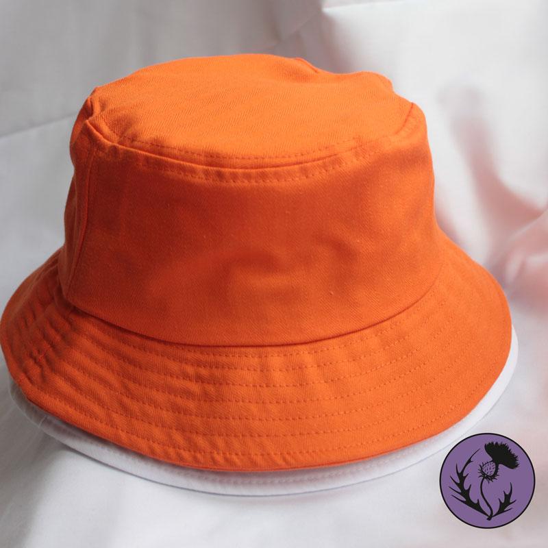 کلاه باکت رتگ نارنجی